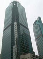 新上海国际大厦,高档办公楼