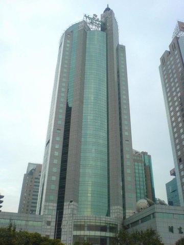 竹园商贸区,浦东假日酒店,CBD核心地段高档办公楼