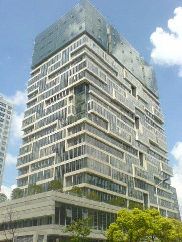 证大立方大厦世界公园CBD核心地段优质办公楼出租!地铁2.9号线五分钟!