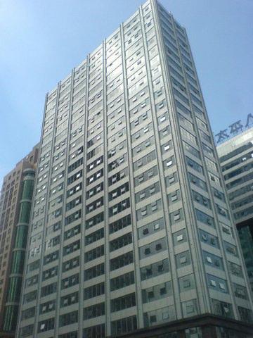 上海信息大厦(太湖世家)世界公园CBD核心地段优质办公楼出租!地铁2.9号线五分钟!