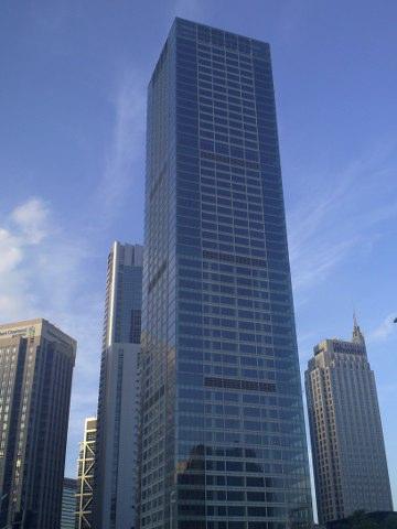 21世纪中心大厦,陆家嘴,顶级写字楼