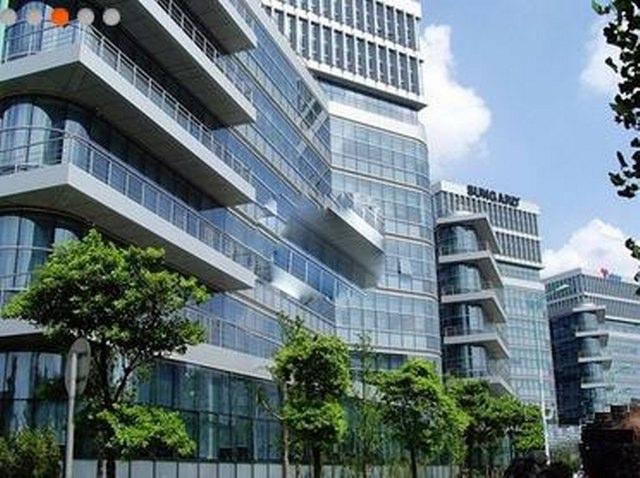 张江地铁口,浦东软件园,独栋商务,多套不同面积低价出租