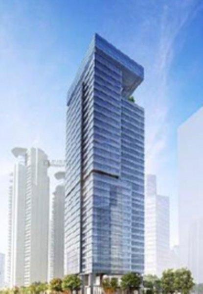 东方汇金大厦,陆家嘴黄金位置,毗邻环球,标志性建筑