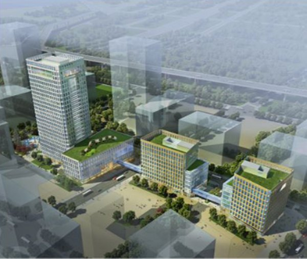 世博宝钢大厦,世博园区,标志性建筑,品质高大上