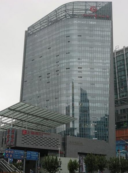 鄂尔多斯大厦,八佰伴商区,甲级涉外写字楼