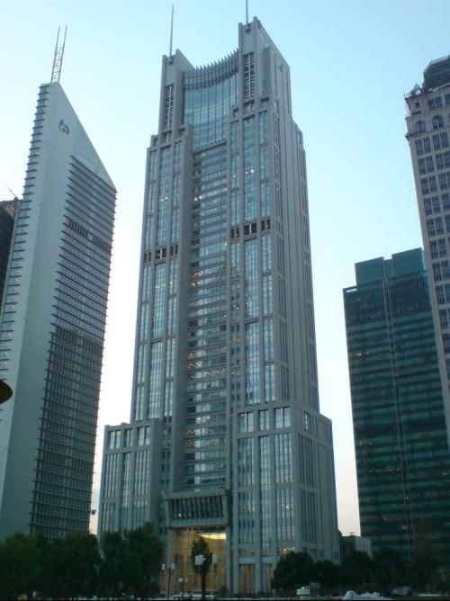 陆家嘴金融区,上海银行大厦商务中心,多套房型面积低价出租,拎包入住