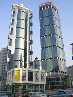 新梅联合广场八佰伴顶级五A办公楼出租!