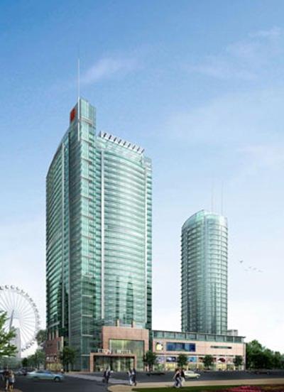 裕景国际商务广场,陆家嘴甲5A级涉外办公楼,地铁1分钟